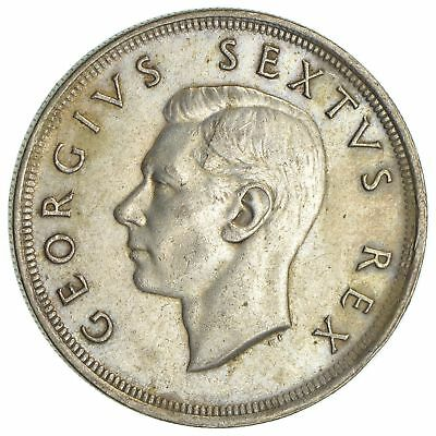 1952 South Africa 5 Shillings *491
