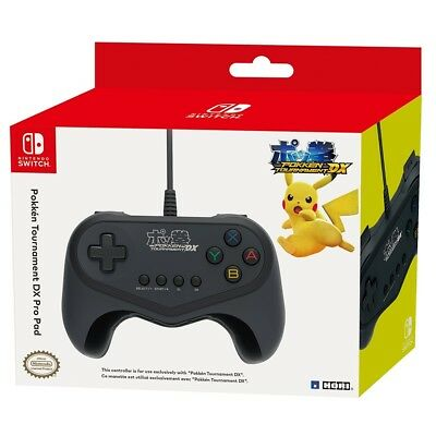 HORI Nintendo Switch Pokemon Tournament DX Pro Pad Wired Controller