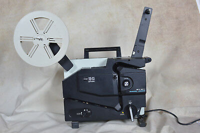 Elmo 16CL Optical Sound 16MM Loading Film Projector - CLEAN - GOOD LAMP - NICE !