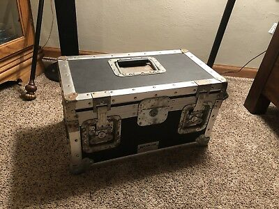 Sessions Hard Sided Travel Equipment Case