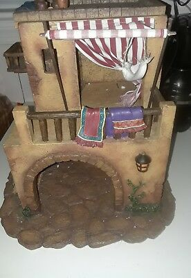Fontanini Italy Retired  Home 2000 Nativity Village Building 50523