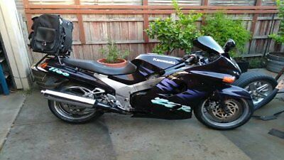 1995 ZZR1100 Motorcycle