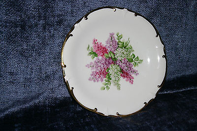 Schumann Arzberg Germany Lilac Time 35 plate 7 inches