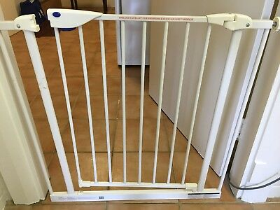 Baby Safety Gate with 2 extensions