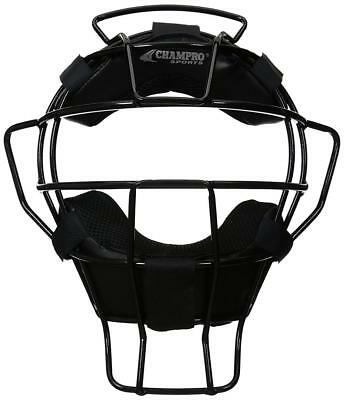 Champro Lightweight Dri-Gear Adult Baseball/Softball Umpire Mask