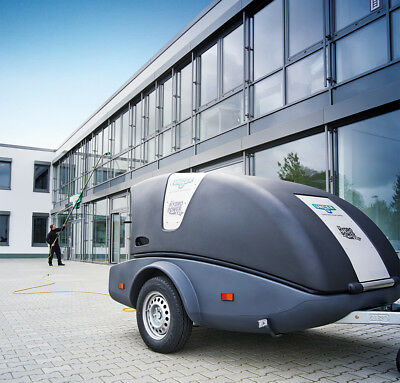 Unger HydroPower Pure Water Window Cleaning Trailer