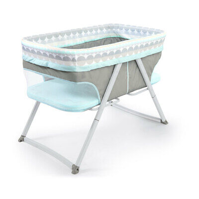 Ingenuity FoldAway Rocking/Portable Bassinet/Cradle/Cot Baby/Newborn/Infant