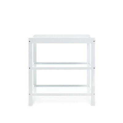 Obaby Open Baby Changing Unit - White - Baby Change Table