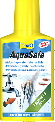Tetra AquaSafe Water Treatment