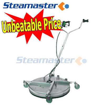 30″ FL-AH750 Pressure Washer Rotary Flat Surface Cleaner whirlaway whirl a way
