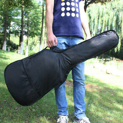 1pc Trendy Black Full Size Acoustic Classical Guitar Bag Case Cover High Quality