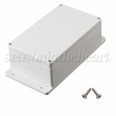 240x120x75mm IP65 Waterproof Electrical Junction Project Box Enclosure Plastic