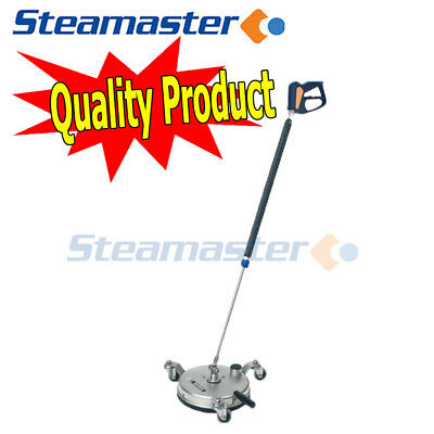 Mosmatic FL-ER300 6″ High Industrial Pressure Washer Rotary Flat Surface Cleaner