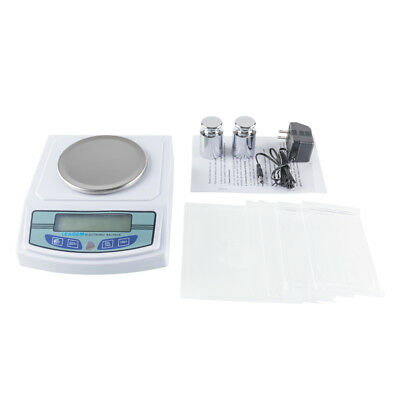 LEADZM 3000G x 0.01Digital Precision Scale Lab Analytical Balance Top Quality