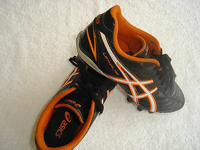 Asics Lethal RS Football Boots  US7.5  Cm25.5  Eu40.5  AFL,  Soccer,  Rugby