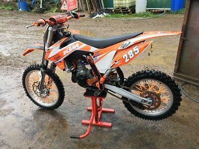 KTM SX 85 BIG WHEEL 2015 excellent condition, ready to race