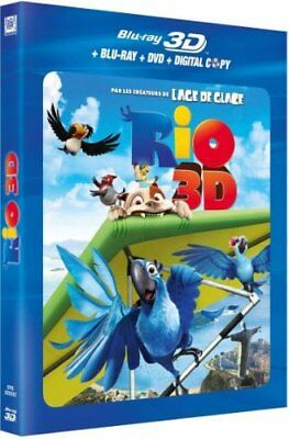 Rio Blu-ray 2D/3D NEUF sous blister