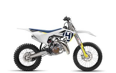 Husqvarna Tc 85 2018 Bw/sw New In Stock. Save £549 Now Only £4350.