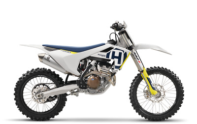 Husqvarna Fc 250 2018 New In Stock. Now Only £6250 Save £1049!