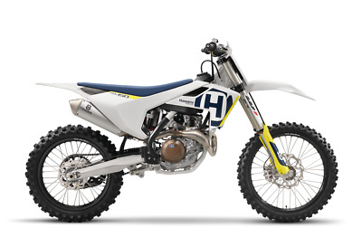 Husqvarna Fc 450 2018 New In Stock. Only £6499 Save £1100 Finance Available