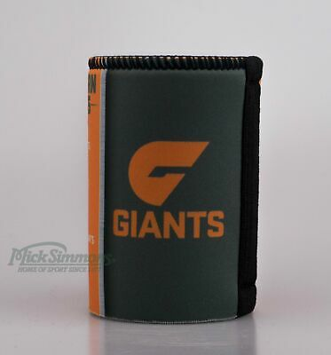 NEW Greater Western Sydney Giants AFL Can Cooler