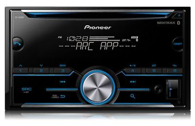 Pioneer FH-S500BT 2-DIN Bluetooth In-Dash CD/AM/FM Car Stereo Receiver NEW