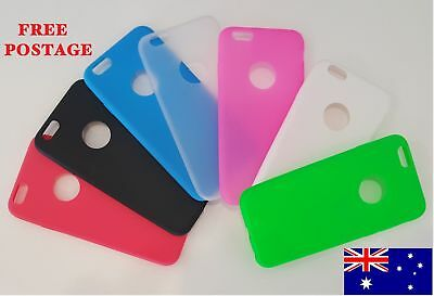 Iphone 6/6S Silicone Case Cover for iPhone 6 / 6S, FREE Screen Protector SALE