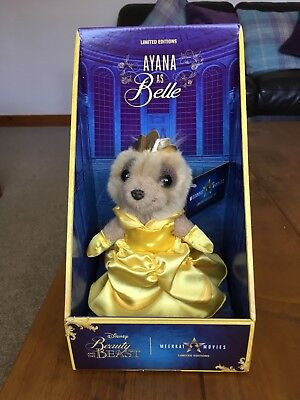 Compare The Meerkat Toy Beauty And The Beast Ayana as Belle