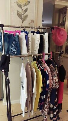 Bulk Lot Girls Summer Clothes Size 10