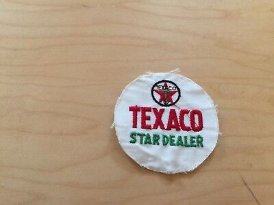texaco patch,patch, sew  on,new old stock 1970's,no border