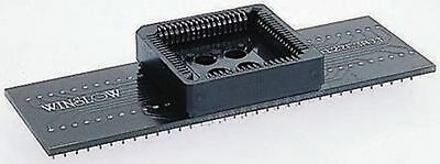 Winslow Straight Through Hole Mount 1.27 mm, 2.54 mm Pitch IC Socket Adapter, 84