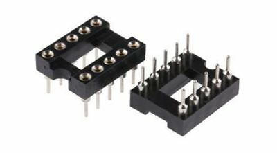 ASSMANN WSW 2.54mm Pitch Vertical 10 Way, Through Hole Turned pin Open Frame IC