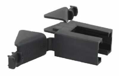 2 Way Strain Relief Hood for use with SMS...P1 Standard Plugs, Standard Quick Ma