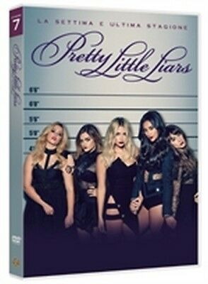 Pretty Little Liars - Stagioni 1 - 7 (36 DVD) - ITALIANI ORIGINALI SIGILLATI -