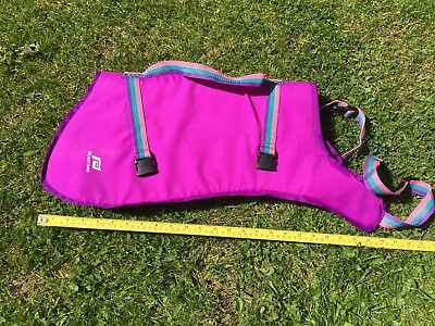 dog life jacket medium