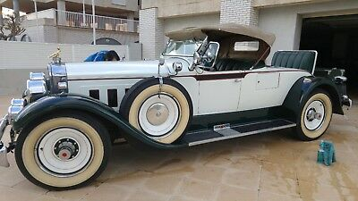 1928 Packard 200  PACKARD COUPE ROADSTER 443
