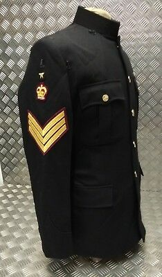 Genuine British Army No1 All Ranks Dress Trouser Double Red Stripe Faulty