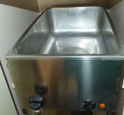 Bain Marie 160 1/1 GN Warmhalter Chafing Buffet Catering Gastro Gastronomie Saro
