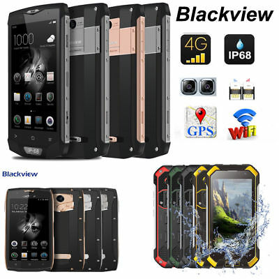 Blackview bv9000 (Pro) 4G Phablette 5.7'' Android 4GB/6GB + 64 GO / 128GB