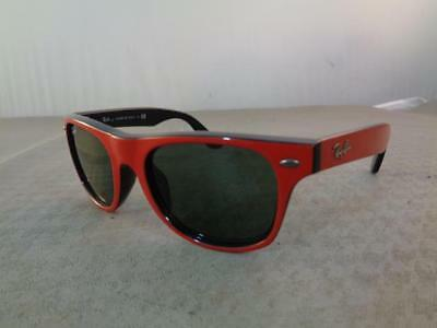 Ray-Ban Junior RJ9035-S 162/71 3N Red Youth Sunglasses