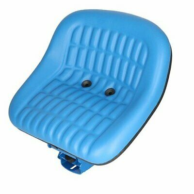 Seat Assembly Vinyl Blue Ford 2000 2600 3000 3600 4000 4100 4110 4600 5000 6600