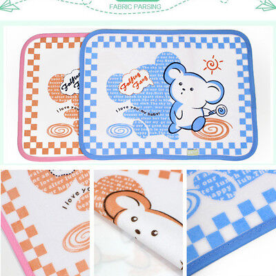 Baby Changing Pad Stroller Reusable Diaper Waterproof Sheet Portable Cover Mats