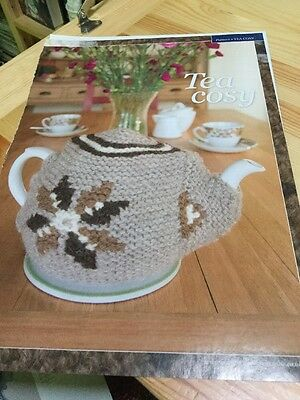 Easy Icelandic Inspired Tea Cosy Knitting Pattern Beginner 229