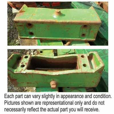Used Weight Bracket John Deere 4230 4020 4000 4050 4240 7700 4250 4630 3020