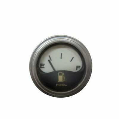 Used Fuel Gauge White Face International 1466 766 1066 1468 966 Hydro 100 1566