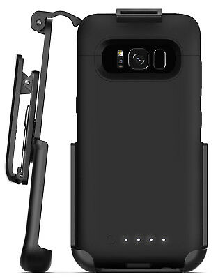 Belt Clip for Mophie Juice Pack Battery Case -Galaxy S8 Plus (case not included)