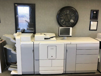 Canon OCE VarioPrint 110 Production Printer, Only 10K!! Showroom unit!!