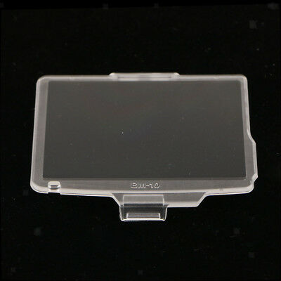 Clear BM-10 Hard LCD Monitor Cover Screen Protector for Nikon D90 Camera