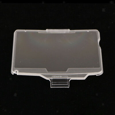 Clear BM-9 Hard LCD Monitor Cover Screen Protector for Nikon D700 Camera