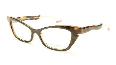 e4bc6fcecb6 Authentic Face A Face Bocca Sixties 1 Col 461 Dark Tortoise Pink Eyeglasses